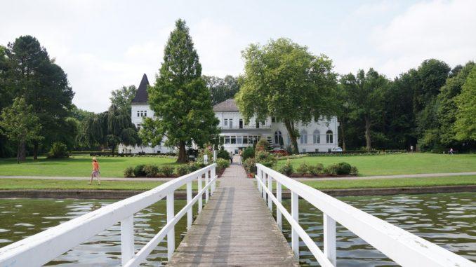 Kurzurlaub Bad Zwischenahn im Rosengarten