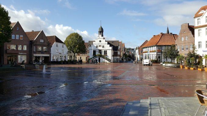 Lingen Marktplatz