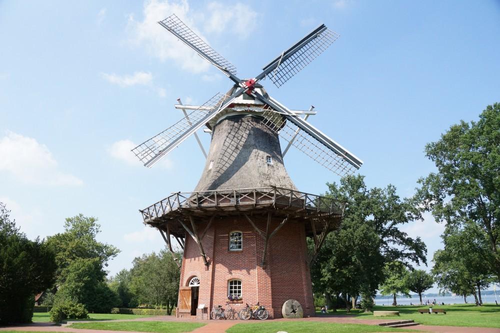 Mühle im Freilichtmuseum Bad Zwischenahn